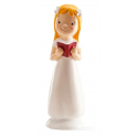 Communion girl topper, 15,5 cm