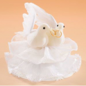 Figurine colombes pour mariage