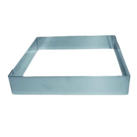Decora - Baking frame, 18 x 18 x 4.5 cm