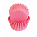 Baby pink mini Cupcake Cups, 50 pieces