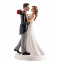 Dekora - Wedding cake topper valse