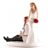 Dekora - Figurine mariés alcoolisés