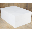 Cake box rectangular, 30 x 40 x 15 cm