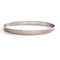 Decora - Tart ring perforated, 24 cm dia, 2 cm high