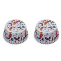 Caissettes à cupcakes licorne, 36 pièces