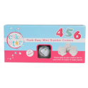 Cake Star - Push Easy Cutters MINI - Number Set, 10 Piece