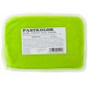 Pastkolor Fondant fluo green, 1 kg