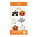 Decora Décorations en sucre Halloween, 6 pièces