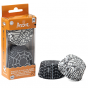 Baking Cupcake cups spider, 36 pieces
