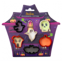 Decora - Cookie Cutter Halloween mini, 6 pieces