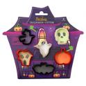Decora - emporte-pièce halloween mini, set de 6