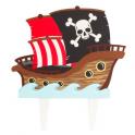 Culpitt - Topper Figur Piratenschiff, 135 mm