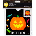 "Wilton - sacs à friandises ""Creep it real"", 18 pièces"