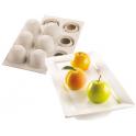 Silikomart - Ispirazioni di frutta, Ø62 mm x 6