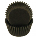 Black mini Cupcake Cups, 50 pieces