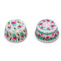 Caissettes à cupcakes flamand rose, 36 pièces
