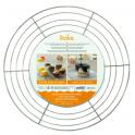 Decora - Grille de refroidissement/volette, 32 cm