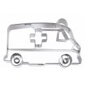 Emporte-pièce - Ambulance, 8 cm