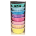 Baking Cups Pastel colours, 100 pieces