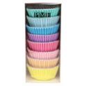 Caissettes à cupcakes couleurs pastel, 100 pièces