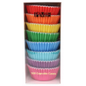 Baking Cups bright colours, 100 pieces