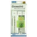 PME - Emporte-pièce multiple géométrique, carré