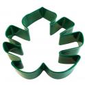Tropical leaf cookie cutter, 10 cm