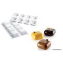Silikomart - Silicone mold Gem 100, 8 cavities