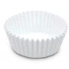 Cupcake mini Backförmchen weiss, 200 Stück