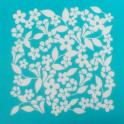 House of Cake - Schablone Blumen