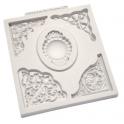 Katy Sue - Silicone mold Decorative corner collection