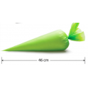 One Way - Poches à douille jetables bio plastique, 46 cm, 1 pièce