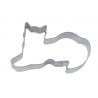 Ausstechform Katze liegend, 6 cm