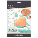 Scrapcooking - Need'it Silicone mould modulable