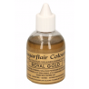 Sugarflair - Colorant alimentaire aérographe, doré royal, 60 ml