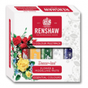 Renshaw Flower & modelling paste 5 colours multipack, 5x 100g