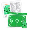 Decora - Soccer stencil