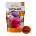 Decora Macaron powder mix cocoa, 250 g