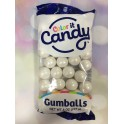 Celebration - Pearls shimmer white gumball,  approx.. 2 cm, 227 g