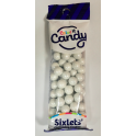 "Celebration - Perles chocolatées blanches ""sixlets"" , 10 mm, 49 g"