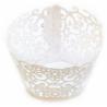 Scarpcooking - Enveloppes à cupcakes dentelle, 12 pièces