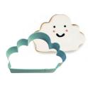 Cookie Cutter Blue Cloud, 10 cm