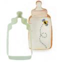 Cookie Cutter Baby bottle, 10 cm