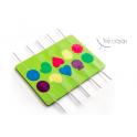 Ibili - Lollipop silicon mold