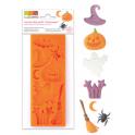 ScrapCooking - moule en silicone Halloween