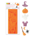 ScrapCooking - Fondant Silicone Mold Halloween