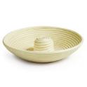 Ibili - Crown shaped proving basket, 28 cm