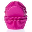 Baking Cups rose fuchsia, 50 pieces