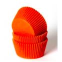 Caissettes à cupcakes orange, 50 pièces