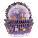 Cupcake Förmchen Raum, 50 Stück